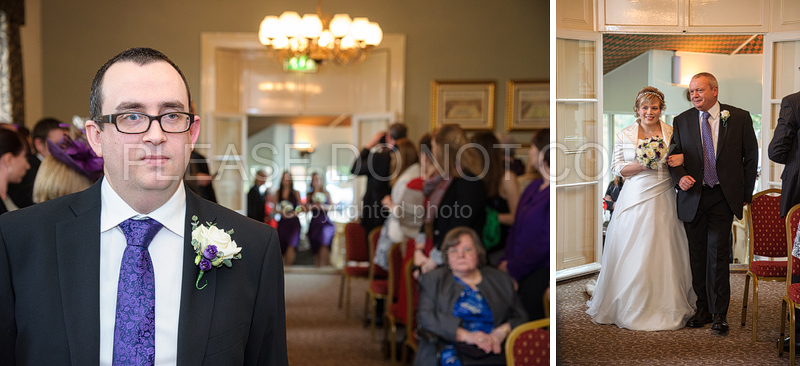 The Grange Hotel, Winterborne - Bristol Wedding Photographer