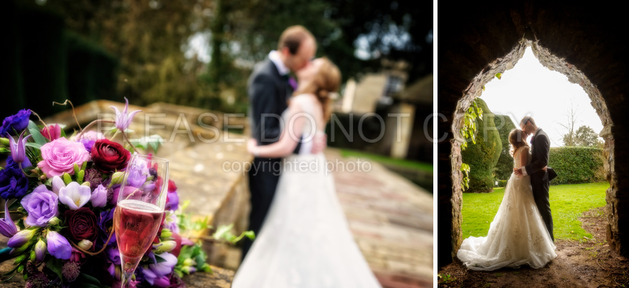 006 wedding photographers berkeley castle bride and groom