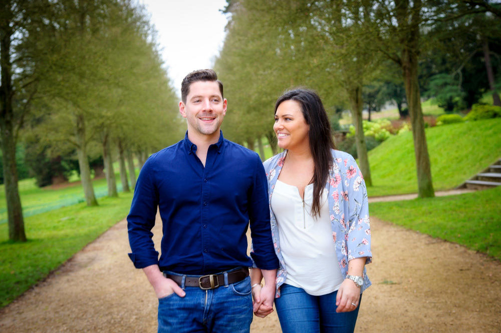 Pre-Wedding Shoot Ashton Court, Bristol