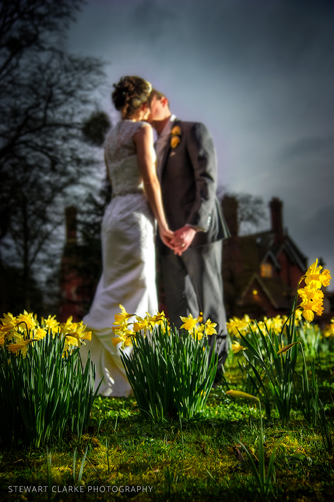 Wedding Photographer Bristol at Berwick Lodge