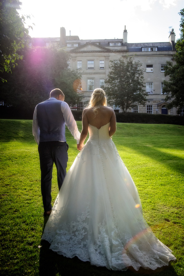Berkeley Square Hotel | Wedding Photographer Bristol