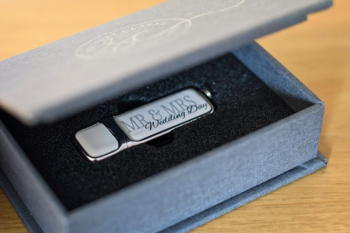Wedding Photography USB Box