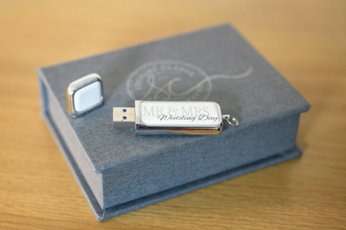 Wedding Photography USB & Presentation Box