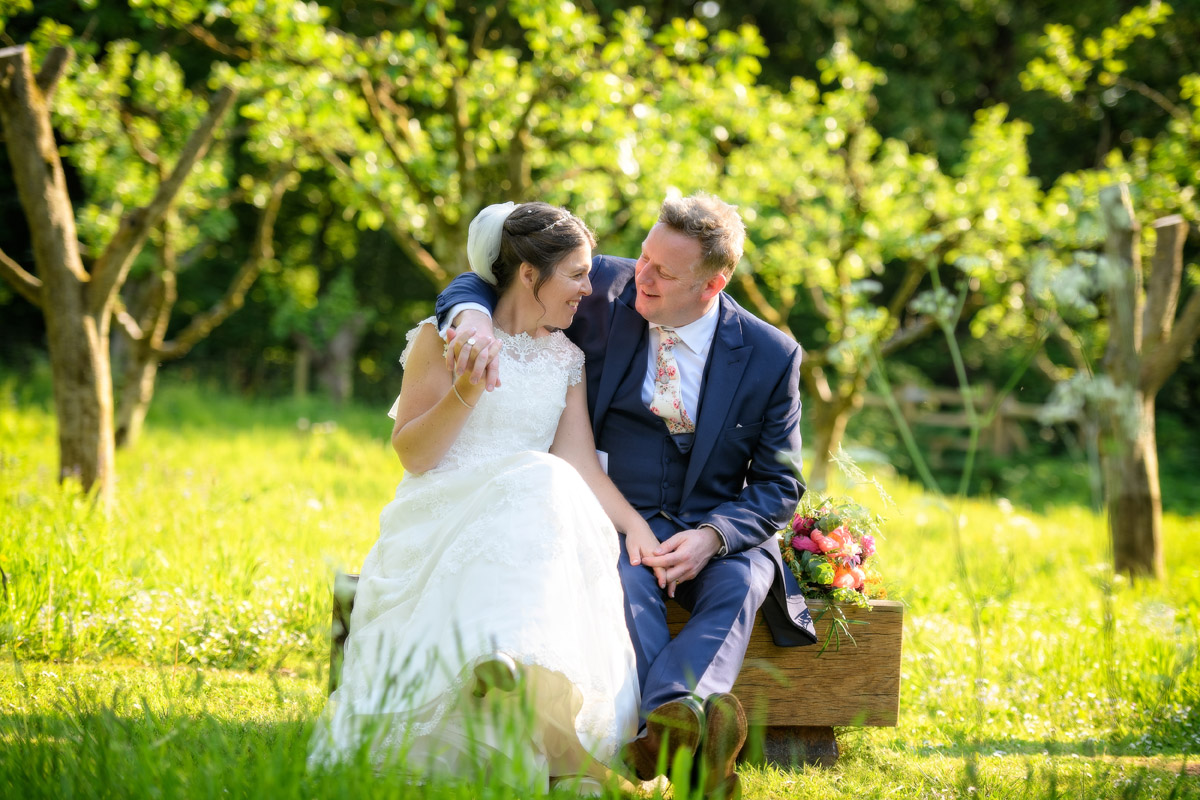 Wedding Photographer  Berwick Lodge