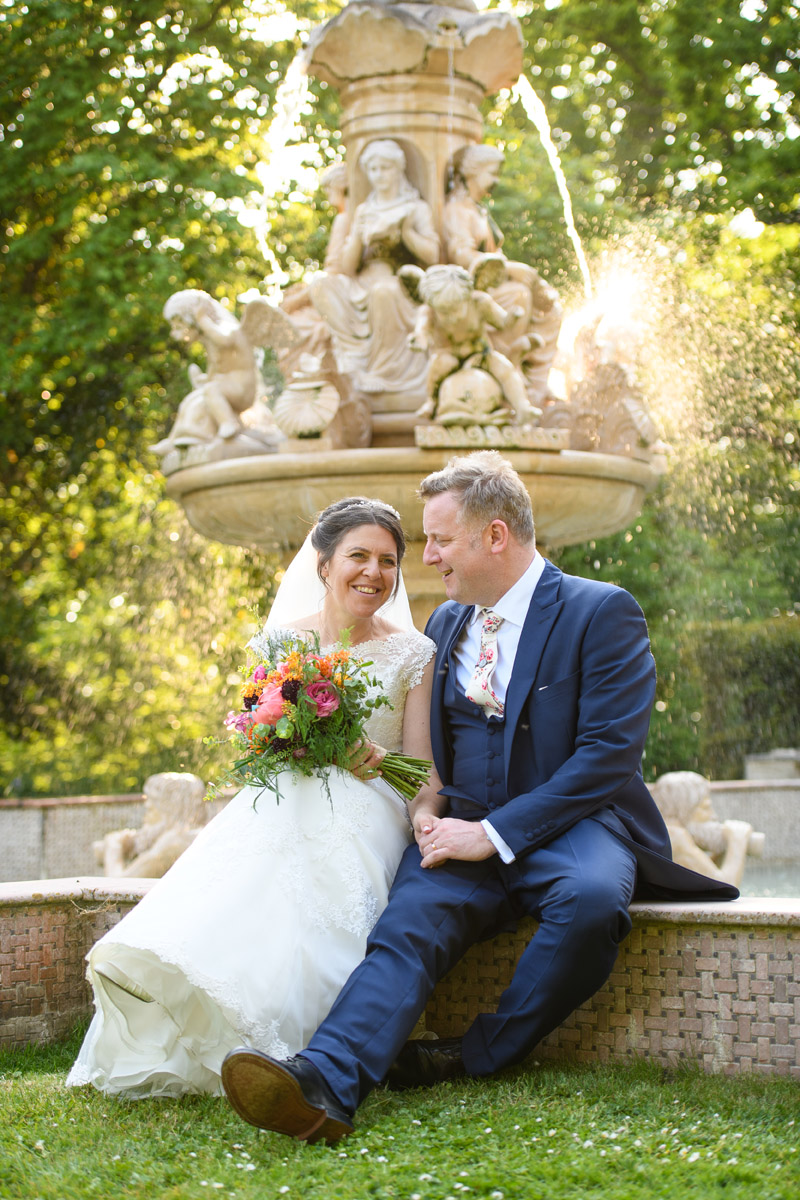 Wedding Photography Berwick Lodge
