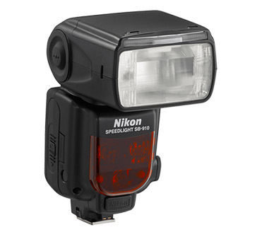 Nikon SB-910 Flash Photography Equipment