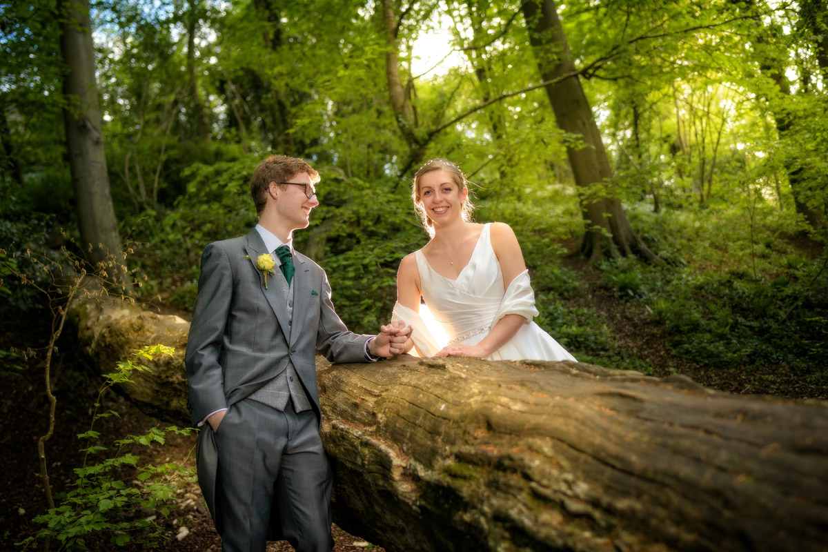 Wedding Photographer Bristol Badocks Wood