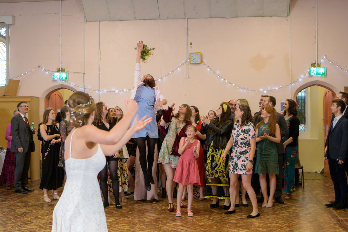 Wedding Photographer Horfield Baptist Church