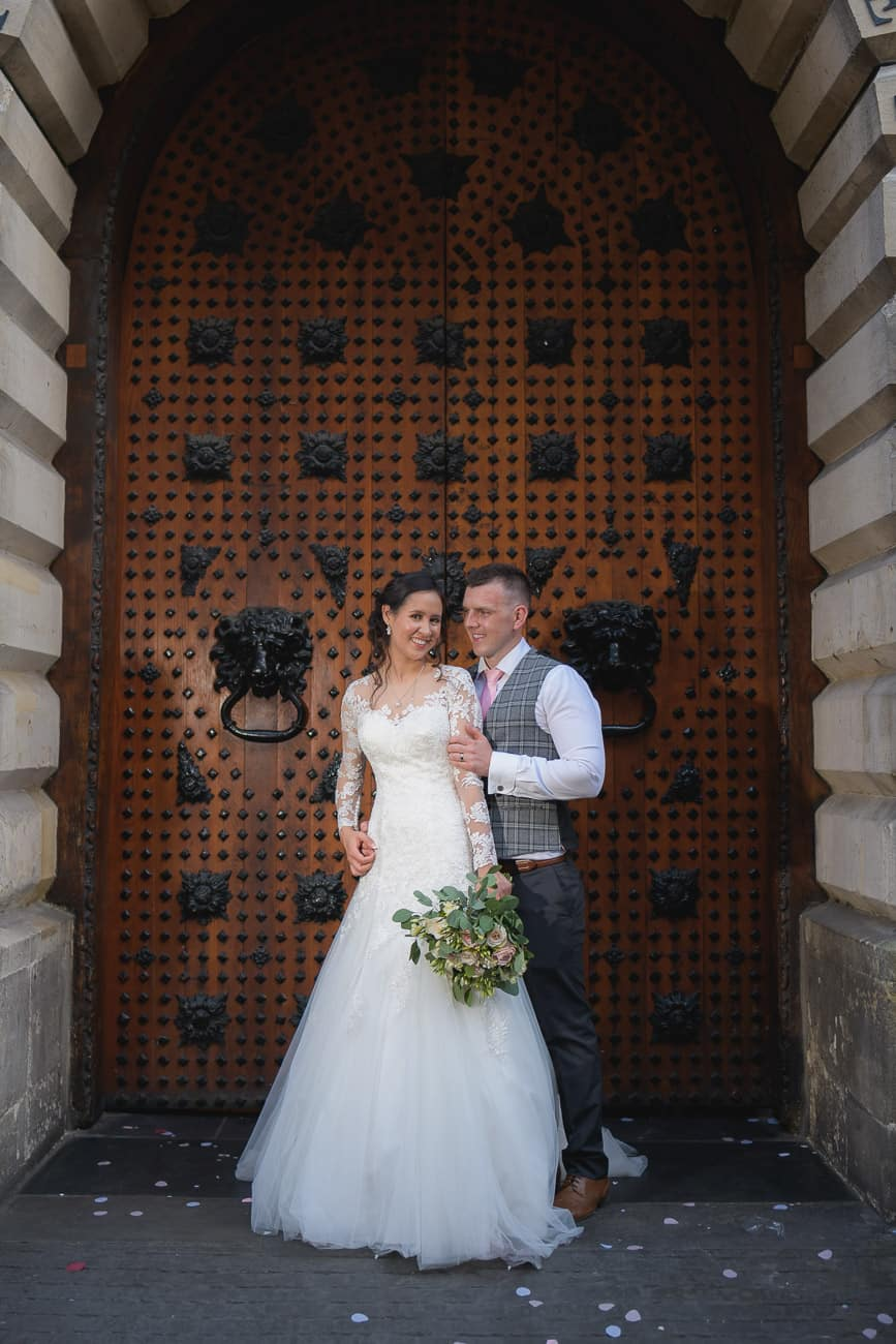 Wedding Photography at the Bristol Harbour Hotel