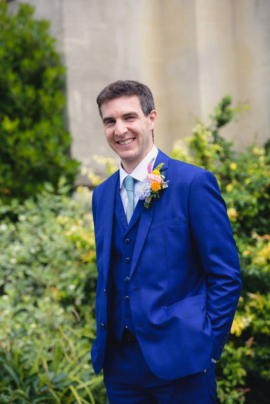 Wedding Photographer Christ Church Clifton
