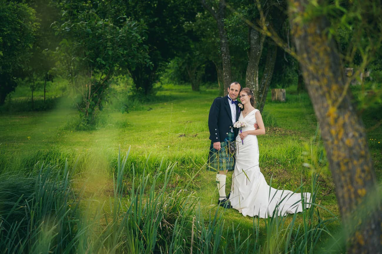 Wedding Photography at Owl Lodge