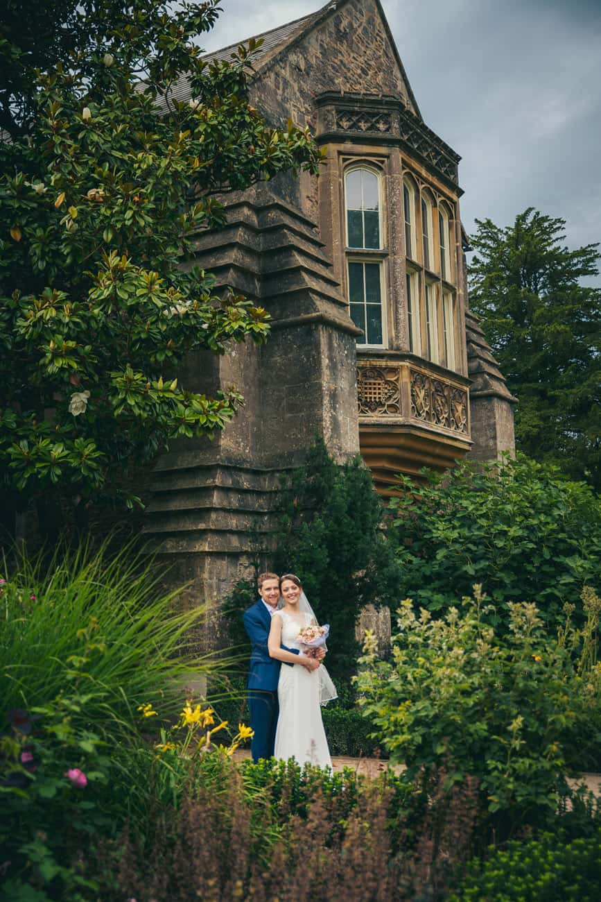 Wedding Photography at The Bishop's Palace Wells