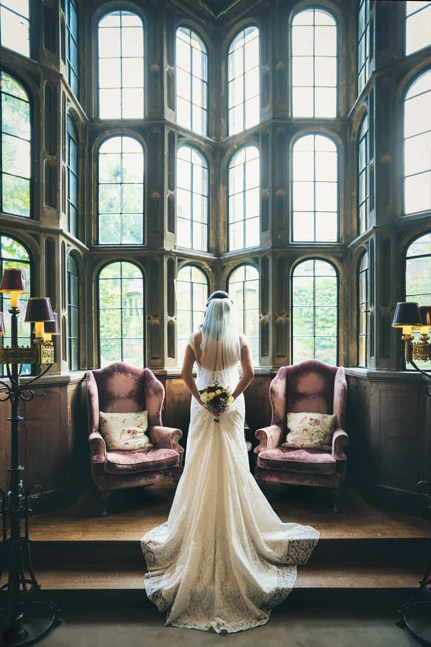 Wedding Photographer Thornbury Castle