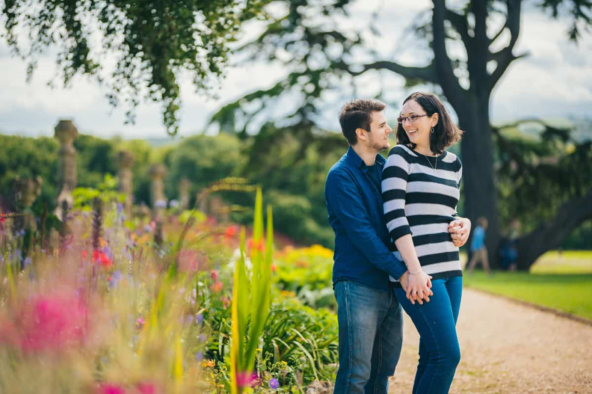 Pre-Wedding Shoot Photography at Ashton Court