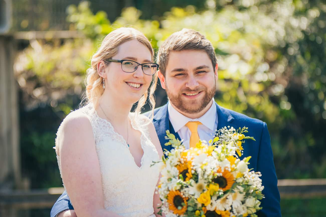 Wedding Photographer Bristol Zoo