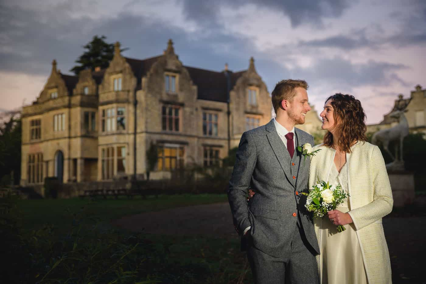 Wedding Photography Bristol Old Down Manor