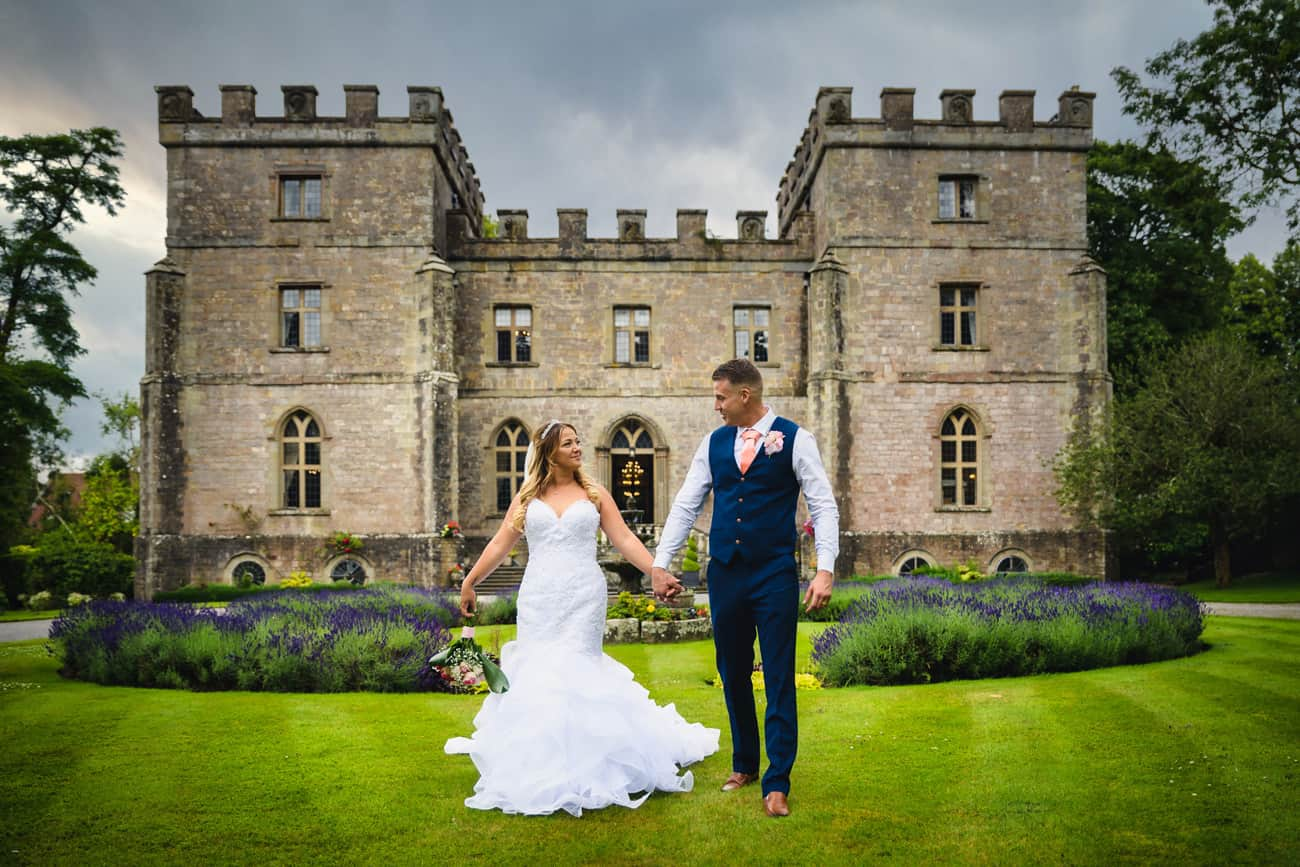 Wedding Photographers Clearwell Castle