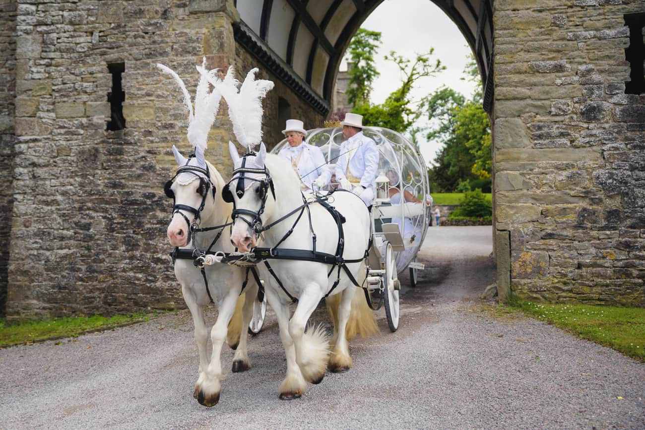 Wedding Photography at Clearwell Castle